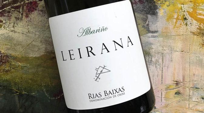 2018 Bodegas Forjas del Salnés, Leirana, Rías Baixas, Spanien