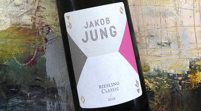 2018 Weingut Jakob Jung, Riesling Classic, Rheingau, Tyskland