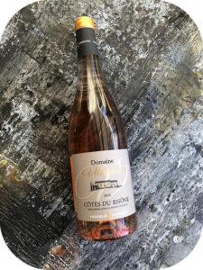 2018 Vignobles & Compagnie, Domaine Villeséche Côtes du Rhône Rosé, Rhône, Frankrig