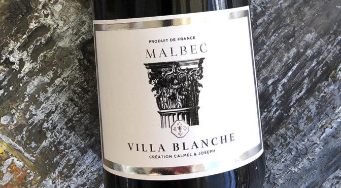 2018 Calmel & Joseph, Villa Blanche Malbec, Languedoc, Frankrig