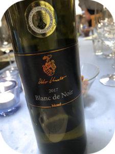 2017 Weingut Knodt-Trossen, Spätburgunder Blanc de Noir, Mosel, Tyskland