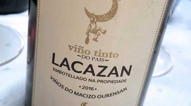 2016 Macizo Ourensan, Lacazán, Galicien, Spanien