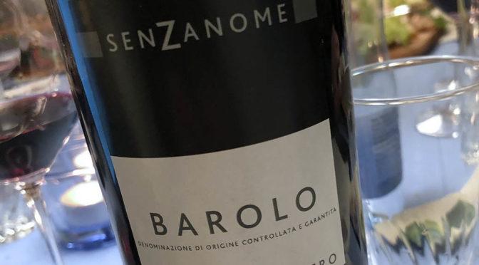 2011 SenZanome, Barolo Bricco San Pietro, Piemonte, Italien