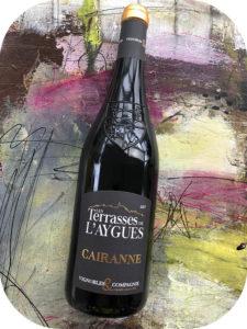 2017 Vignobles & Compagnie, Les Terrasses de L'Aygues Cairanne, Rhône, Frankrig