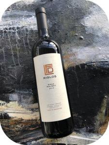 2016 Riglos Wines, Gran Malbec, Mendoza, Argentina