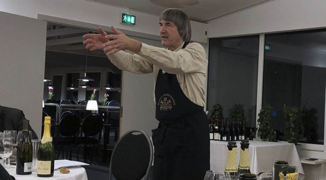 2017 Albert Sounit, Rully Blanc 1. Cru Les Raclots, Bourgogne, Frankrig