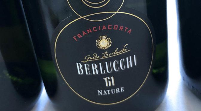 2011 Berlucchi, Franciacorta '61 Brut Nature, Lombardiet, Italien