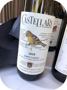 2018 Castellare di Castellina, Chianti Classico, Toscana, Italien