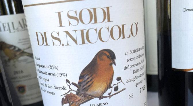 2014 Castellare di Castellina, Toscana Rosso I Sodi di San Niccolò, Toscana, Italien