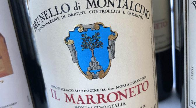 2014 Il Marroneto, Brunello di Montalcino Il Marroneto, Toscana, Italien