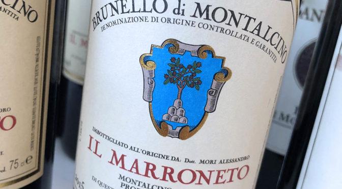 2015 Il Marroneto, Brunello di Montalcino Il Marroneto, Toscana, Italien
