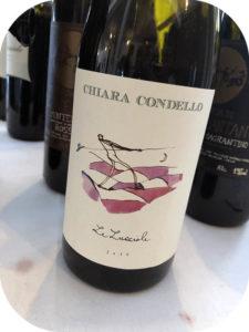 2015 Chiara Condello, Romagna Sangiovese Predappio Riserva Le Lucciole, Emilia-Romagna, Italien