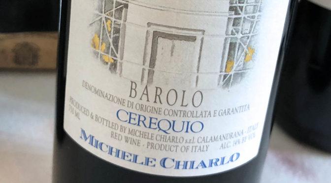 2006 Michele Chiarlo, Barolo Cerequio, Piemonte, Italien