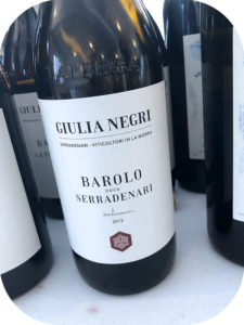 2013 Giulia Negri, Barolo Serredenari, Piemonte, Italien