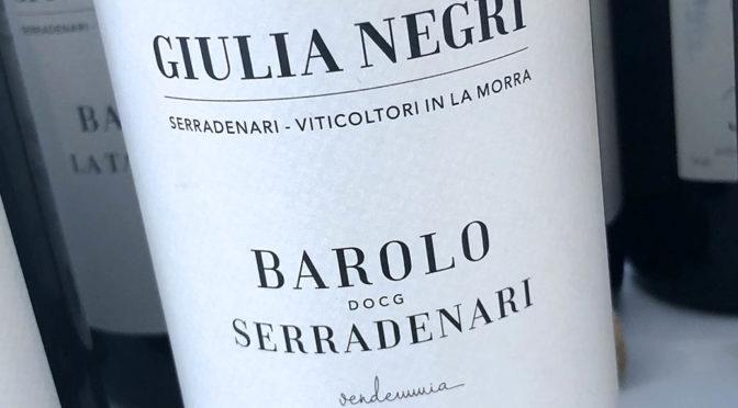2013 Giulia Negri, Barolo Serradenari, Piemonte, Italien
