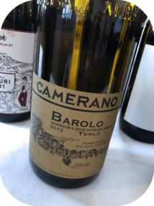 2013 Camerano, Barolo Terlo, Piemonte, Italien