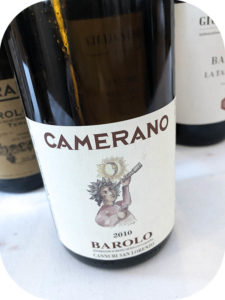 2010 Camerano, Barolo Cannubi San Lorenzo, Piemonte, Italien