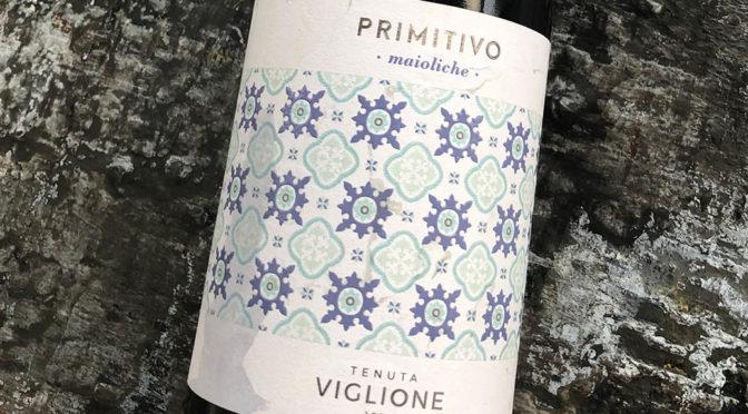 2018 Tenuta Viglione, Primitivo Maioliche, Puglia, Italien