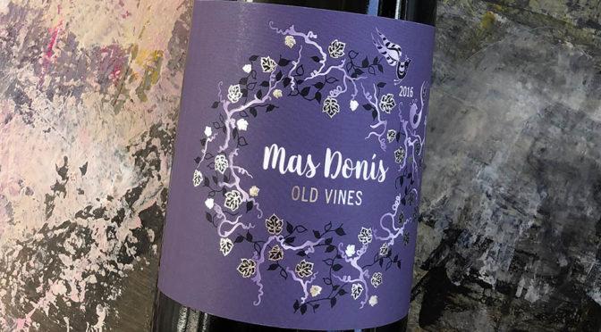 2016 Celler de Capçanes, Mas Donís Old Vines, Montsant, Spanien