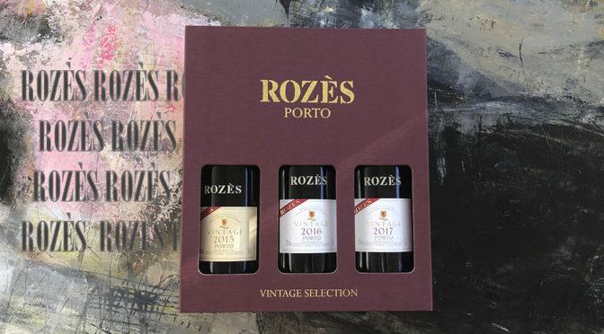 2015 Rozès, Vintage Port, Douro, Portugal