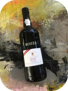 2017 Rozès, Vintage Port, Douro, Portugal