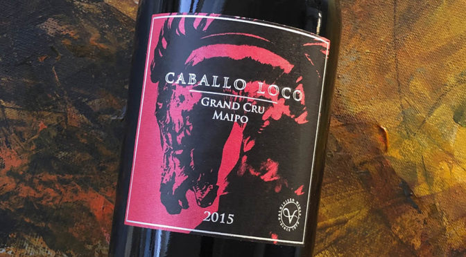 2015 Viña Valdivieso, Caballo Loco Grand Cru Maipo, Maipo Valley, Chile
