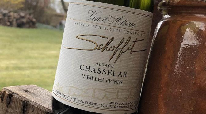 2011 Domaine Schoffit, Chasselas Vieilles Vignes, Alsace, Frankrig