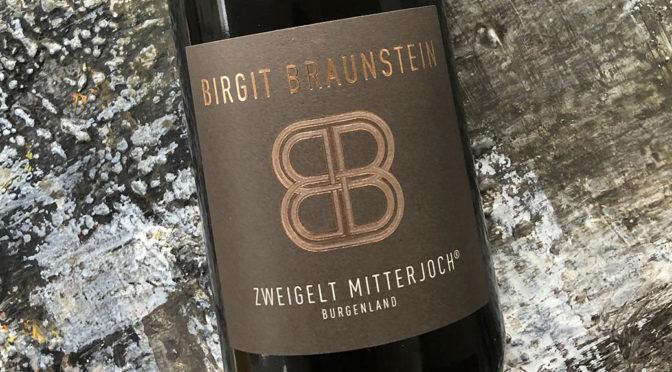 2016 Weingut Birgit Braunstein, Zweigelt Mitterjoch, Burgenland, Østrig