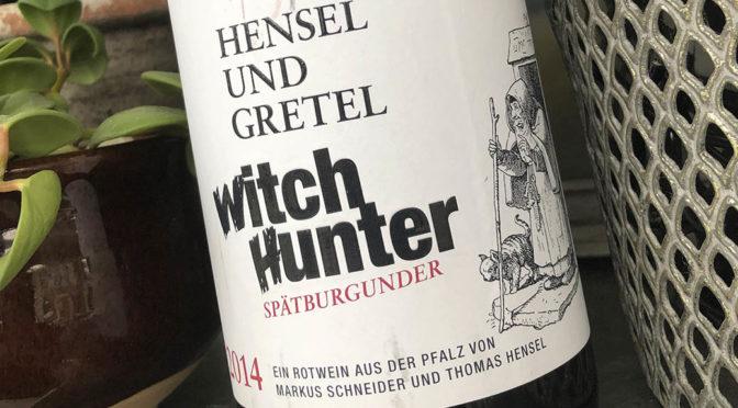 2014 Thomas Hensel & Markus Schneider, Hensel & Gretel Witch Hunter Spätburgunder, Pfalz, Tyskland
