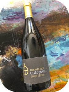 2017 Weingut Bernhard Koch, Hainfelder Letten Chardonnay Grande Réserve, Pfalz, Tyskland