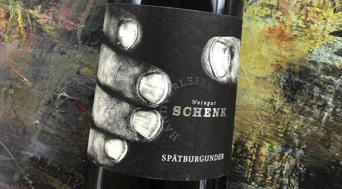 2016 Weingut Schenk, Spätburgunder Handverlesen Trocken, Franken, Tyskland