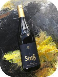 2015 Weingut Sinß, Windesheimer Rosenberg Spätburgunder R, Nahe, Tyskland