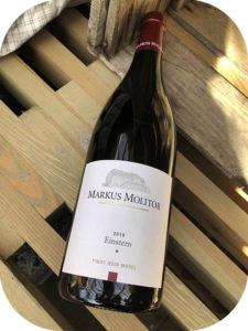 2016 Weingut Markus Molitor, Pinot Noir Einstern, Mosel, Tyskland