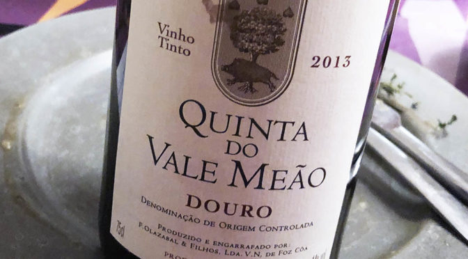 2013 Quinta Do Vale Meão, Quinta do Vale Meão Tinto, Douro, Portugal
