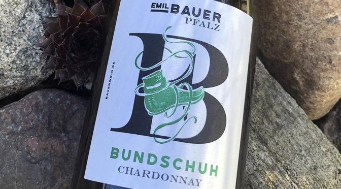 2019 Weingut Emil Bauer & Söhne, Bundschuh Chardonnay, Pfalz, Tyskland