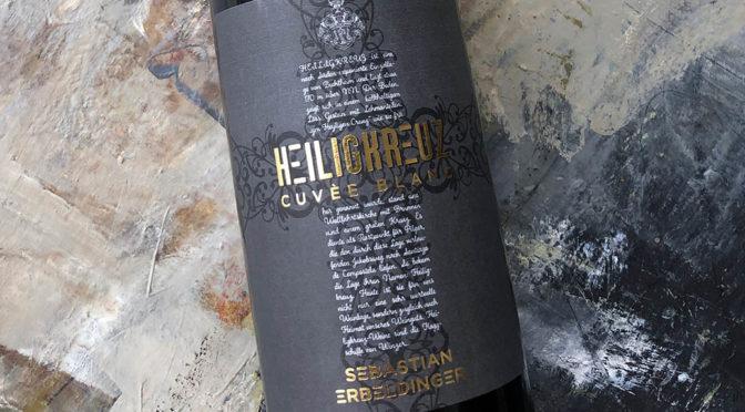 2017 Weingut Sebastian Erbeldinger, Bechtheimer Heilig-Kreuz Cuvée Blanc, Rheinhessen, Tyskland