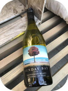 2019 Sunday Bay, Sauvignon Blanc, Marlborough, New Zealand