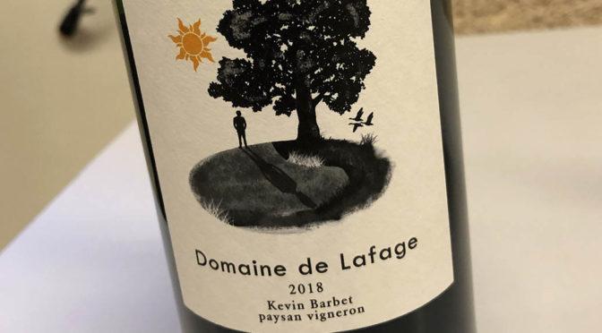 2018 Domaine de Lafage, Le Petit, Sud-Ouest, Frankrig