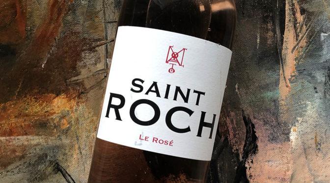 2019 Château Saint-Roch, Le Rosé, Roussillon, Frankrig
