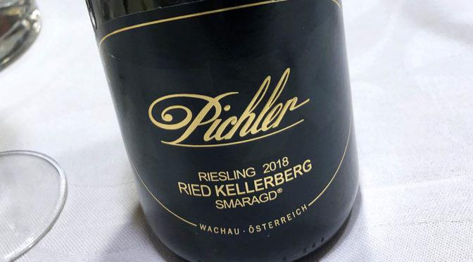 2018 Weingut F.X. Pichler, Riesling Ried Kellerberg Smaragd, Wachau, Østrig
