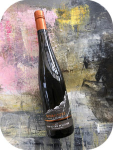 2019 Weingut Schmitges, Riesling vom Roten Schiefer, Mosel, Tyskland