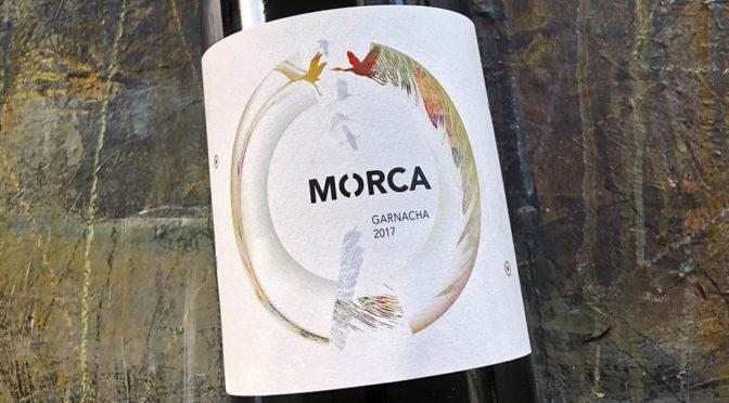 2017 Bodegas Morca, Morca, Aragón, Spanien