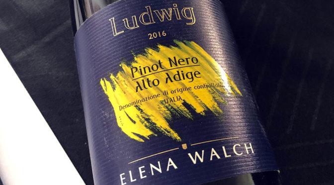2016 Elena Walch, Pinot Nero Ludwig, Alto Adige, Italien