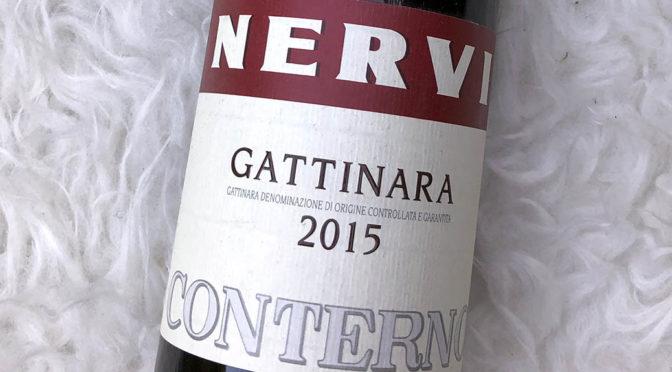 2015 Nervi, Gattinara, Piemonte, Italien