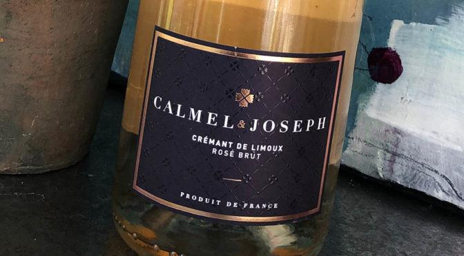 N.V. Calmel & Joseph, Les Effervescents Crémant de Limoux Rosé Brut, Languedoc, Frankrig