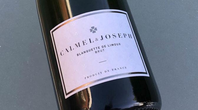 N.V. Calmel & Joseph, Les Effervescents Blanquette de Limoux Brut, Languedoc, Frankrig