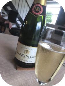 N.V. Charles Dhuys, Champagne Brut Reserve, Champagne, Frankrig