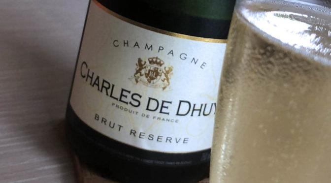 N.V. Champagne A. Robert, Charles Dhuys Brut Reserve, Champagne, Frankrig