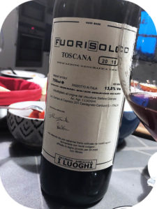 2010 I Luoghi, Fourisolco IGT, Toscana, Italien
