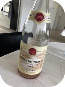 2018 E. Guigal, Côtes du Rhône Rosé, Rhône, Frankrig